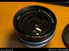 Carl Zeiss Jena Flektogon 25mm f4 (Exakta)