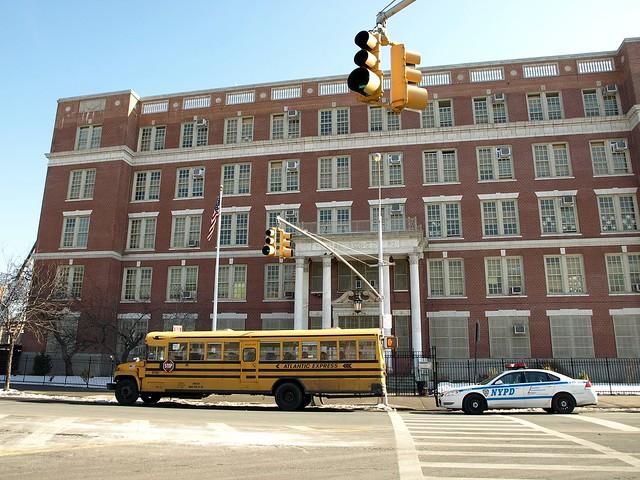 Old Public School 82 Morris Heights Bronx New York City