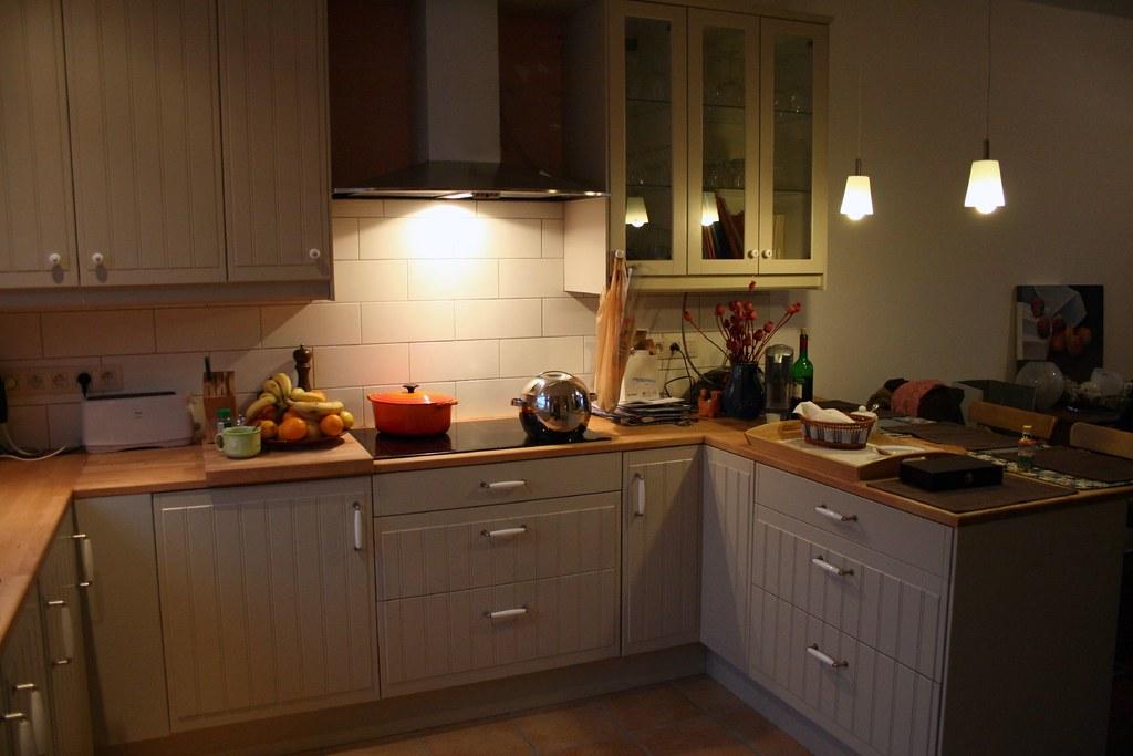 Ikea duvbo kitchen in use moon over belgium flickr for 3d keuken ontwerpen ikea