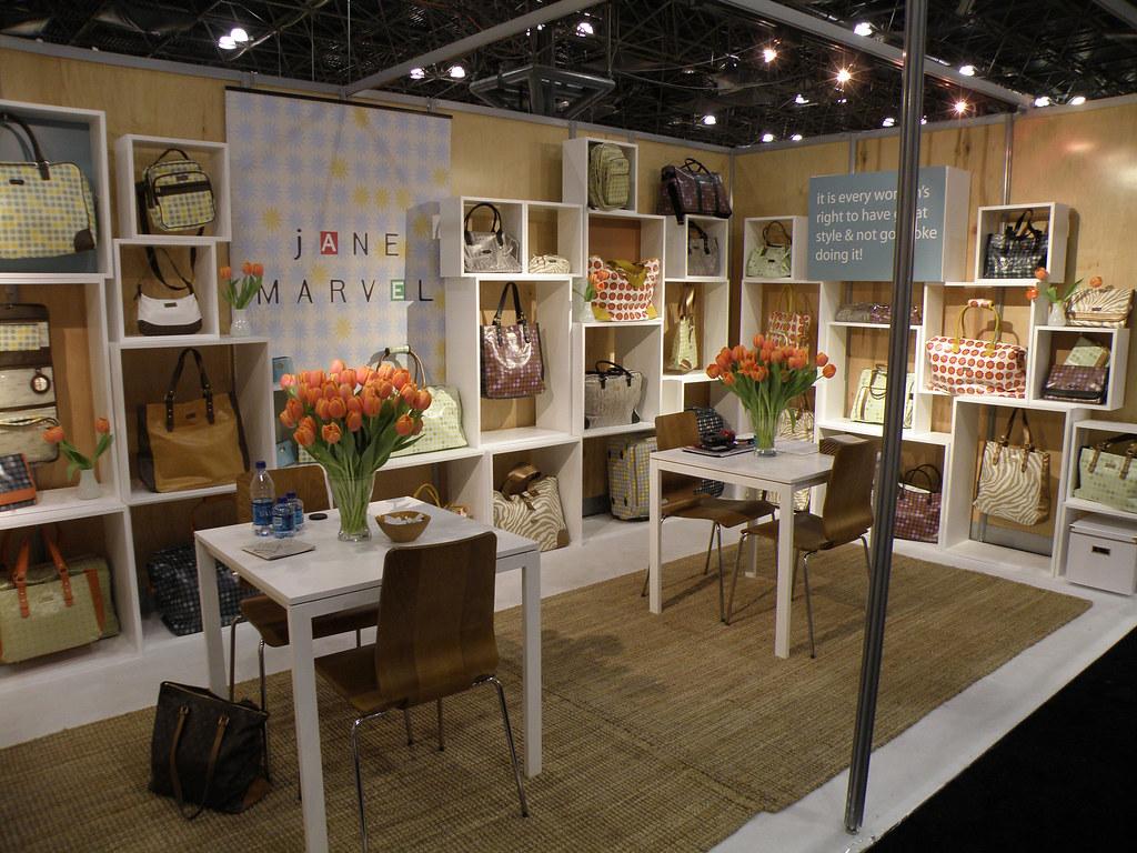 Craft Fair Minimalist Displays