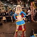 Supergirl at NYC Comic-Con 09