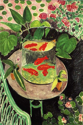 Matisse, Henri (1869-1954) - 1911 Red Fish (Pushkin Museum) | by RasMarley