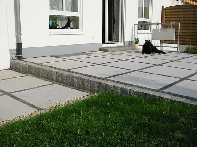 Stufe Aus Granit Naturstein Bindersteinen Galabaufischer Flickr