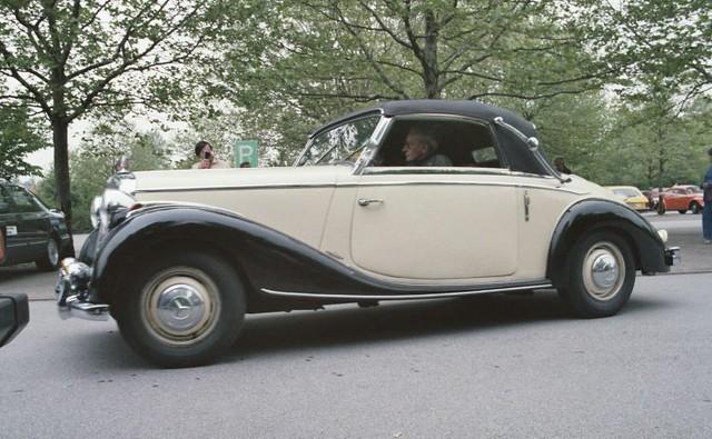 Mercedes benz 170 sa convertible 1949 ror87 d mercedes for 1949 mercedes benz