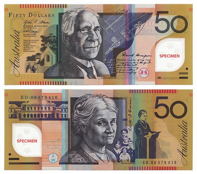 50 Australian Dollars | LLudo | Flickr