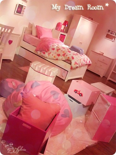 My Dream Room ★ All Pink And Girly P Sylvia128 Flickr