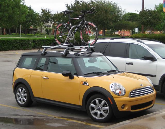 Mini Clubman With Bike Rack Please Visit Www