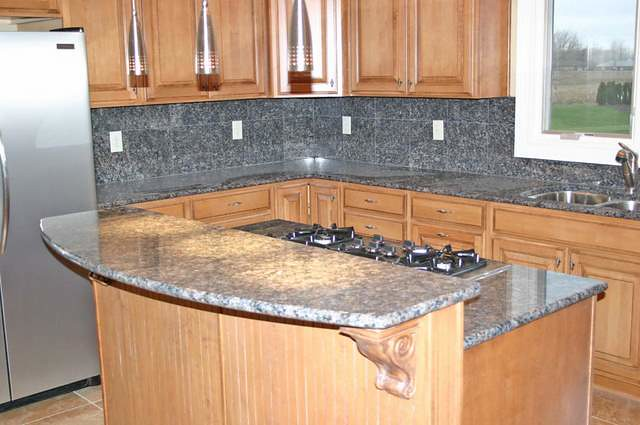 ... Granite Kitchen Bar Tops Countertops | By Supreme Surface
