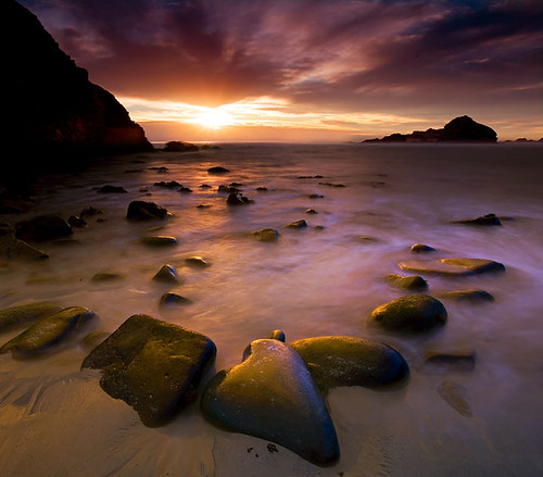 Big Sur - Pfieffer Beach | by kevin mcneal