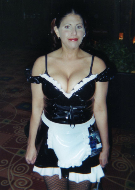 Hot Sexy Maid  Too Hot  Theno2Fan  Flickr-6515