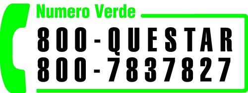 Logo Numero Verde 800-Questar  Questar  Flickr