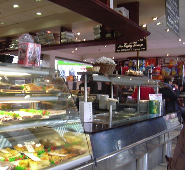 Food Market Bury St Edmunds