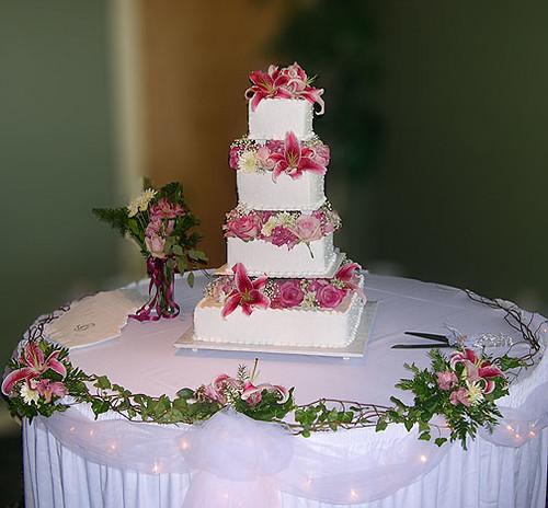 Lily Rose Cake Design : Rose & Lily Cake Flowers Located in Southwest Michigan ...