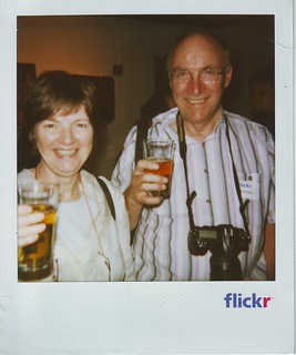 Mum & Dad at Flickr Turns 5.25 | by RodBegbie