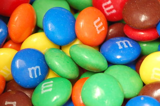 M&Ms. | by Cameron Cassan