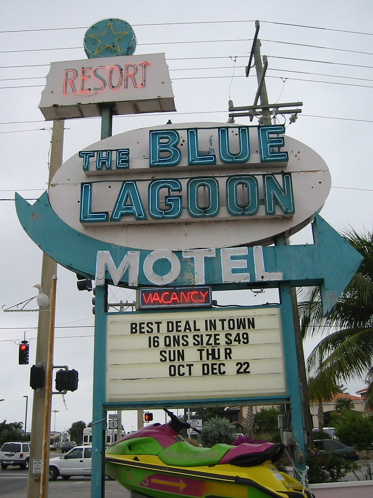 Blue Lagoon Motel Key West