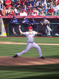 Anaheim Angels #41 - John Lackey | by Evan Wohrman