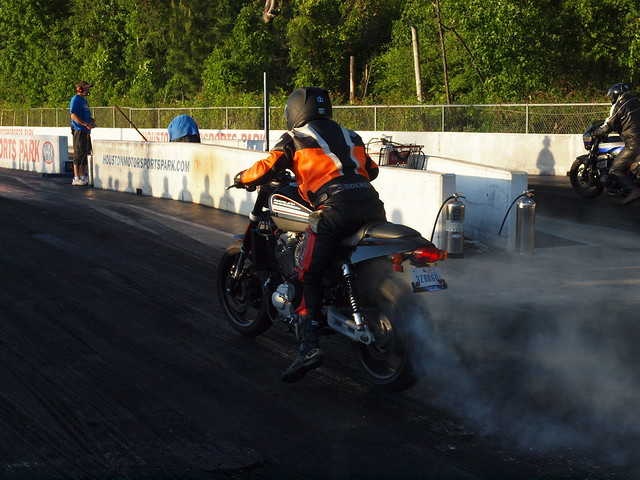 Outlaw Motorcycle Drag Racing