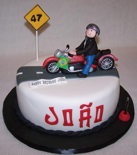Cake Art Motorcycle Cake Pan : Motorcycle cake Flickr - Photo Sharing!