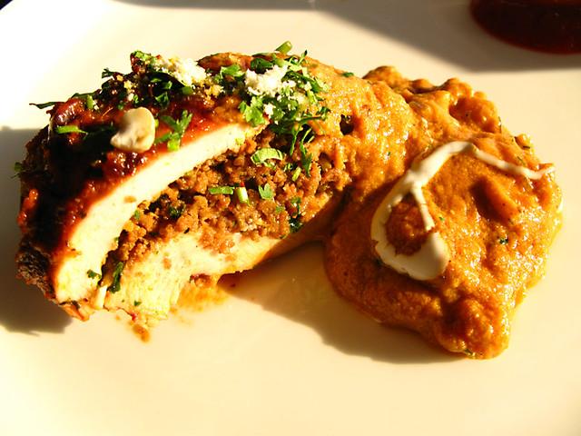 Stuffed Tandoor Chicken Masala Palolem Goa India Flickr