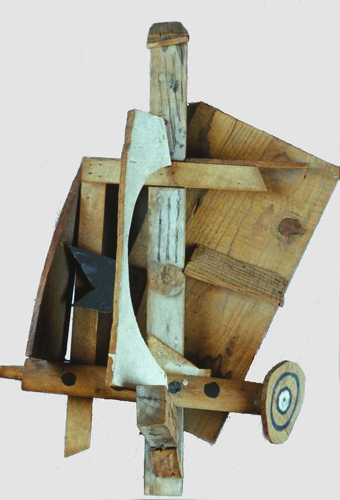 CultureZohn: Picasso, the Junk Collector | HuffPost  |Mandolin And Clarinet Picasso
