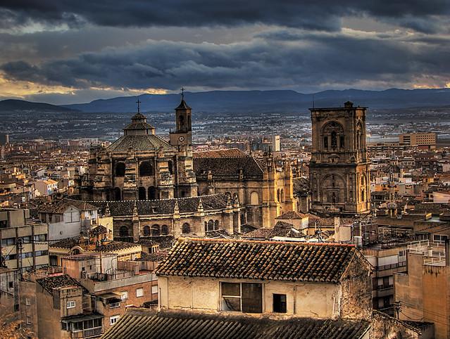 Granada desde el albaicin rescato una de tantas im genes - Foto imago granada ...