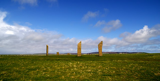 Standing Stones of Stenness | by keepwaddling1