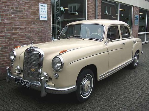 1958 mercedes benz 180 serie 220 s ponton flickr photo for 1958 mercedes benz 220s for sale