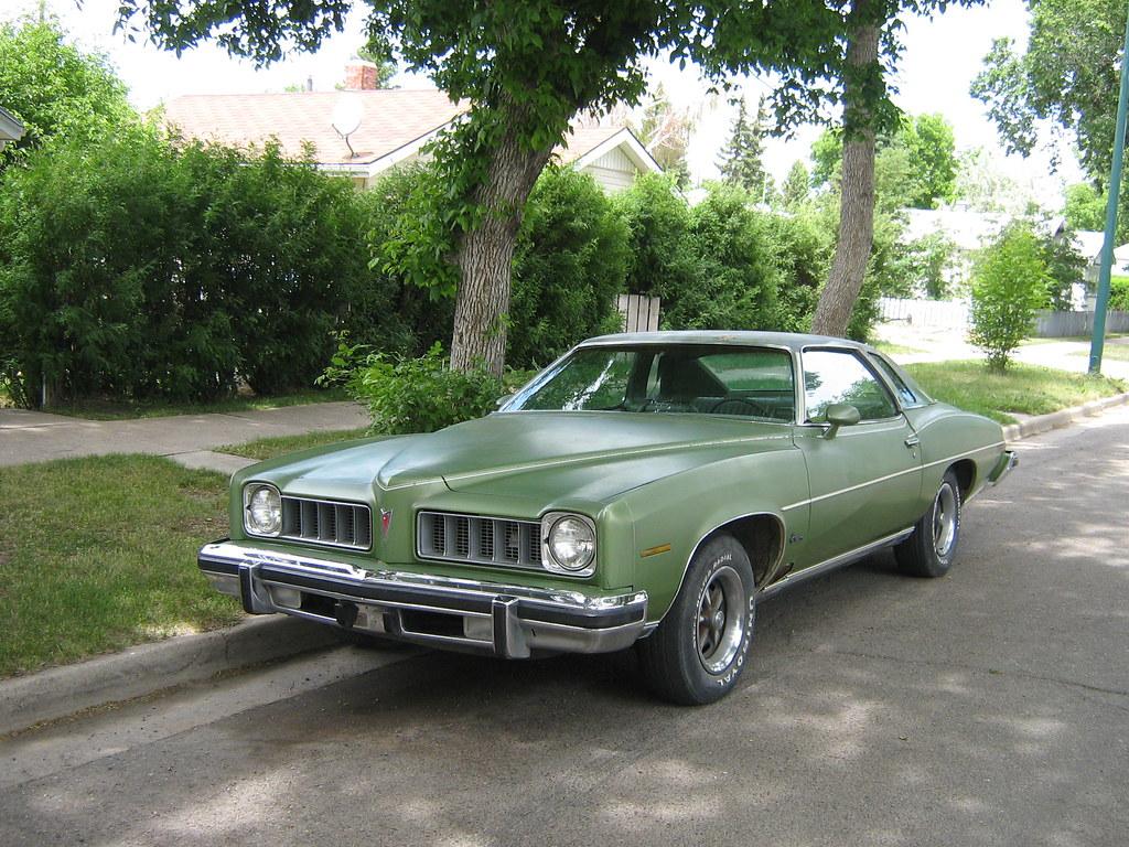 1974 Pontiac Lemans Pontiac Lemans Dave 7 Flickr