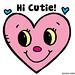 hi cutie