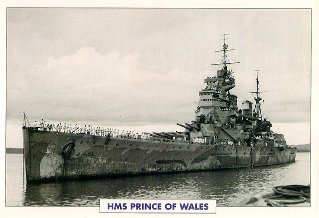 scan: HMS Prince of Wales
