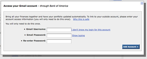 Access Your Gmail Account Through Bank Of America K Why