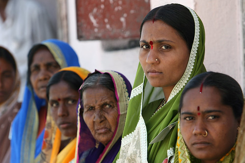 Group of Indian Women | by World Bank Photo Collection