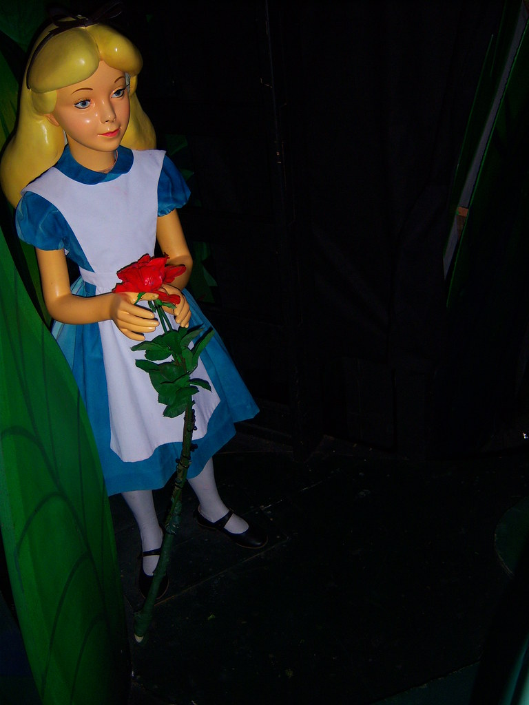 3d alice in wonderland gets fucked by the rabbit - 3 3