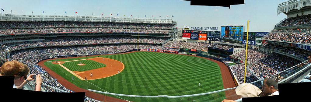 Yankees Stadium Food