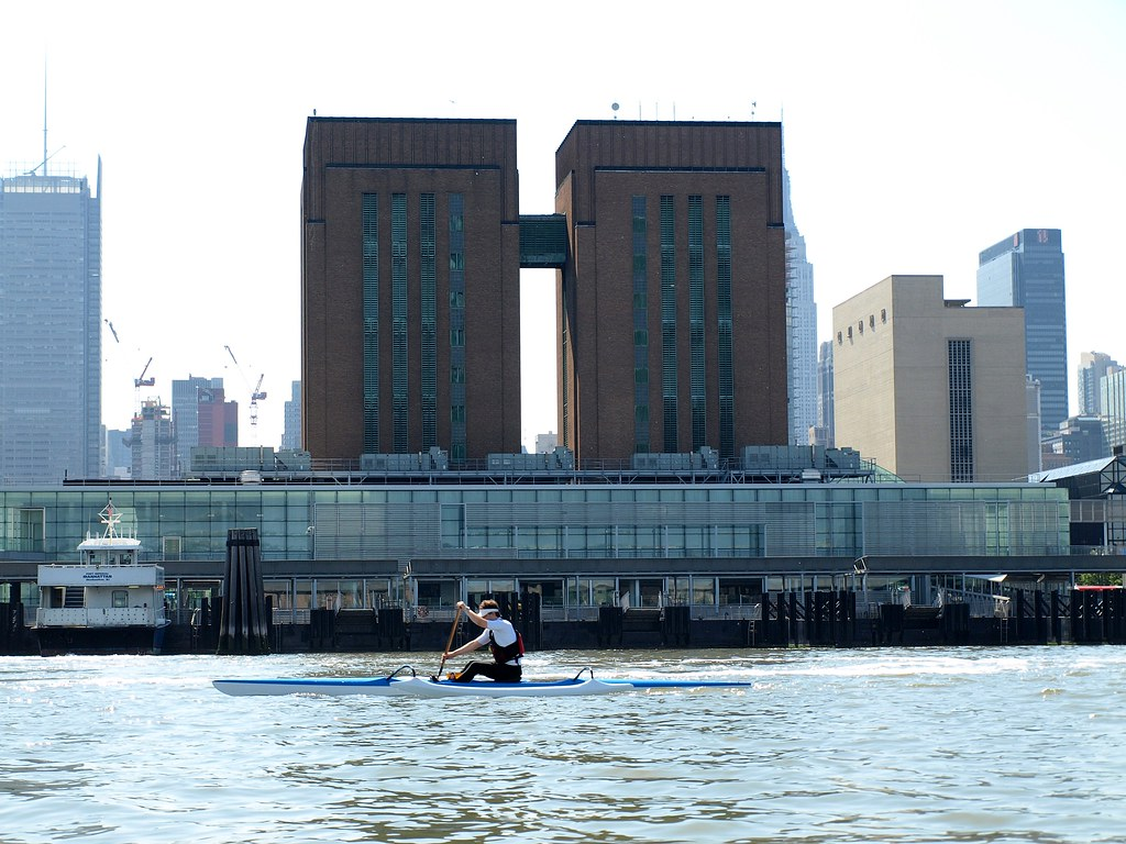 Ny Waterway Ferry Terminal Amp Lincoln Tunnel Ventilation Sh