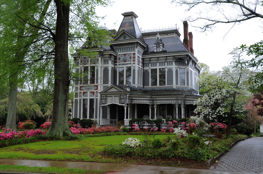The parrott camp soucy house a bed breakfast located for Home builders in newnan ga