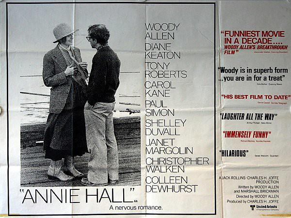 annie hall poster - photo #10