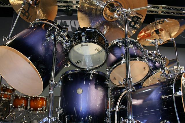 mapex drums 14