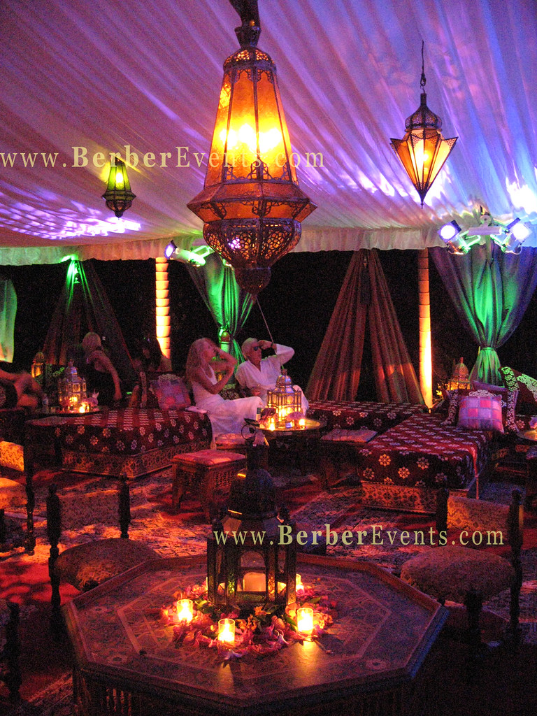 Moroccan Tent Wedding Moroccan Theme Wedding By Berber