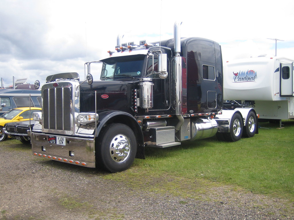 Big Rig Coming For You : American big rig visit rproductstested if you