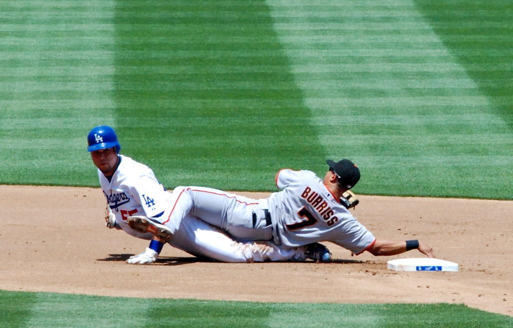 Baseball And Hot Dogs