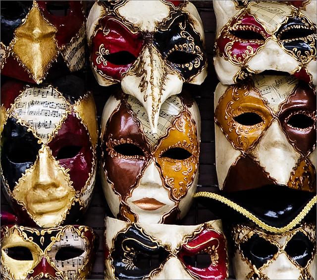 Mascaras venecianas el carnaval de venecia surge a - Mascaras de carnaval de venecia ...