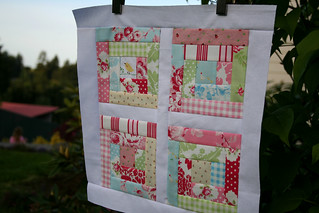merry minnie muu doll quilt | by sewdeerlyloved