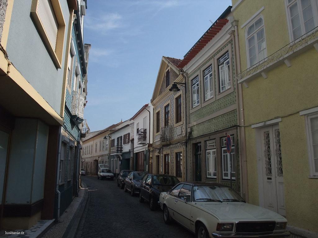 Les rues de Ilhavo sont colorées!