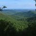 view from glade mountain, ellicott rock wilderness, harden creek drainage, chattahoochee national forest, rabun county, georgia 2