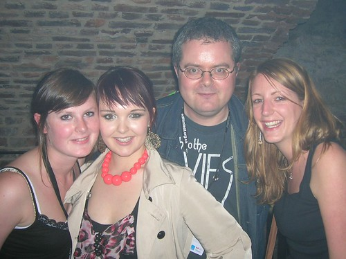 Laura, Mhairi, me and Claire | by FilmFan