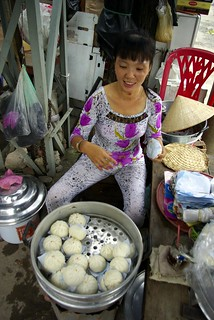 Steamed Dumplings - The Mekong River | by The Hungry Cyclist