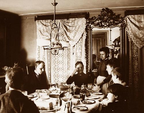 Dining Room 1880 S Gaswizard Flickr