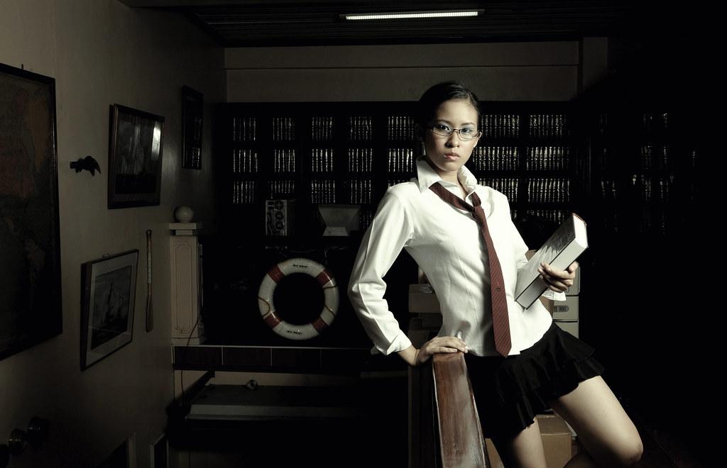 My Young Sexy Teacher  Fun Shoot At Linsangan Admiralty -5231
